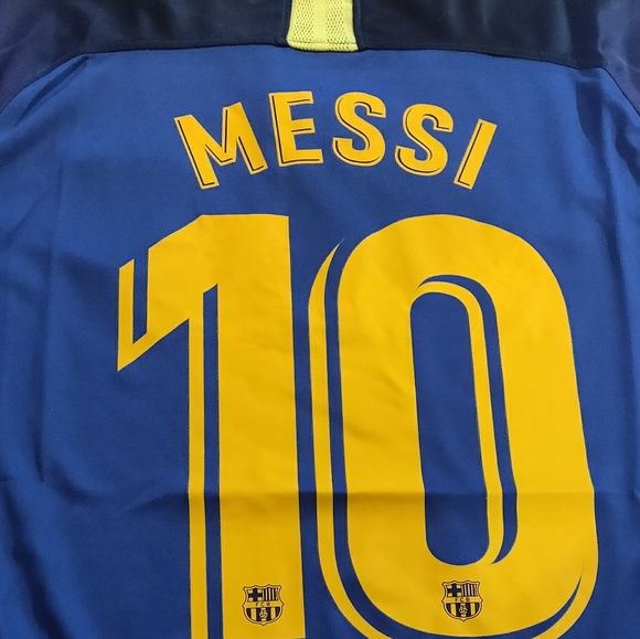 sale retailer 56d89 f6add BARCELONA #10 MESSI JERSEY